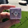 3.83ct Old European Cut Diamond Solitaire GIA K SI1 13