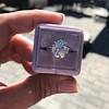 3.83ct Old European Cut Diamond Solitaire GIA K SI1 7