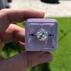 3.83ct Old European Cut Diamond Solitaire GIA K SI1 11