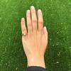 .40ct Old European Cut Antique Gypsy Ring 13