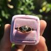 .40ct Old European Cut Antique Gypsy Ring 8