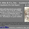 .45ctw Antique Rose Cut Diamond Toi et Moi Ring 3