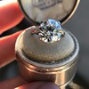 5.07ct Transitional Cut Diamond Solitaire GIA G SI1 21