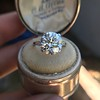 5.07ct Transitional Cut Diamond Solitaire GIA G SI1 18