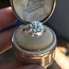 5.07ct Transitional Cut Diamond Solitaire GIA G SI1 20