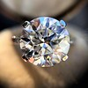 5.07ct Transitional Cut Diamond Solitaire GIA G SI1 0