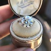 5.07ct Transitional Cut Diamond Solitaire GIA G SI1 13