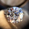 5.07ct Transitional Cut Diamond Solitaire GIA G SI1 7