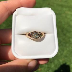 .62ct Antique Cushion Cut Diamond Belcher Ring