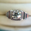 .62ct Vintage Old European Cut Diamond Ring 8