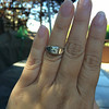 .62ct Vintage Old European Cut Diamond Ring 12
