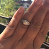 .62ct Vintage Old European Cut Diamond Ring 21