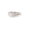 .62ct Vintage Old European Cut Diamond Ring 1