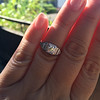 .62ct Vintage Old European Cut Diamond Ring 20