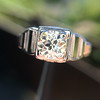 .62ct Vintage Old European Cut Diamond Ring 14