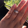 .62ct Vintage Old European Cut Diamond Ring 22