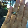 .62ct Vintage Old European Cut Diamond Ring 13