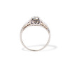 .62ct Vintage Old European Cut Diamond Ring 2