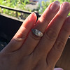 .62ct Vintage Old European Cut Diamond Ring 24