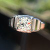 .62ct Vintage Old European Cut Diamond Ring 16