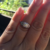 .62ct Vintage Old European Cut Diamond Ring 19