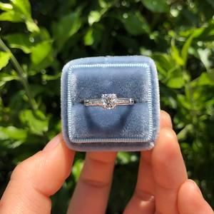 .68ctw Vintage Old European Cut Diamond Solitaire