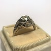 .80ct Vintage Old European Cut Diamond Dome Ring 21