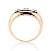 0.82ctw Old European Cut Diamond Gypsy Ring 3