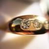 0.82ctw Old European Cut Diamond Gypsy Ring 15