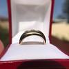 0.82ctw Old European Cut Diamond Gypsy Ring 25