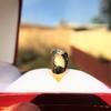 0.82ctw Old European Cut Diamond Gypsy Ring 11