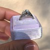 .84ctw Transitional Cut Diamond Filigree Solitaire 24