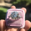 8.54ct Old European Cut Diamond Solitaire GIA OP VS 10