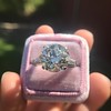 8.54ct Old European Cut Diamond Solitaire GIA OP VS 12