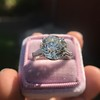 8.54ct Old European Cut Diamond Solitaire GIA OP VS 16