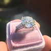 8.54ct Old European Cut Diamond Solitaire GIA OP VS 18