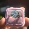 8.54ct Old European Cut Diamond Solitaire GIA OP VS 22