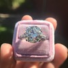 8.54ct Old European Cut Diamond Solitaire GIA OP VS 13