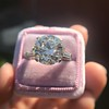 8.54ct Old European Cut Diamond Solitaire GIA OP VS 42