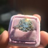 8.54ct Old European Cut Diamond Solitaire GIA OP VS 36