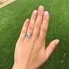 .88ctw Antique Navette Diamond Ring 8