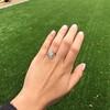 .88ctw Antique Navette Diamond Ring 12
