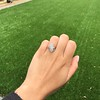 .88ctw Antique Navette Diamond Ring 13