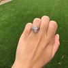 .88ctw Antique Navette Diamond Ring 11