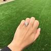 .88ctw Antique Navette Diamond Ring 14
