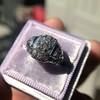 .93ctw Art Deco Old European Cut Diamond Dome Ring 19