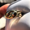 Antique Double Serpent Ring 9