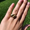 Antique Double Serpent Ring 24