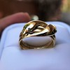 Antique Double Serpent Ring 20