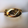 Antique Double Serpent Ring 19